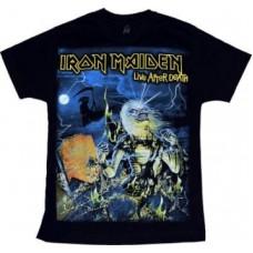 Футболка мужская Iron Maiden